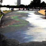 3D Floor Arts in Srilanka – Battaramulla Lake View 2