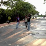 3D Floor Arts in Srilanka – Battaramulla Lake View 1