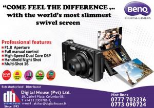 BenQ Digital Cameras in Srilanka