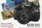 Canon EOS 60D for Rs. 165,000.00 in Srilanka