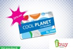 Cool Planet Gift Vouchers for 25% Discount on ibuy.lk