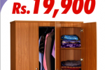 DAMRO Wardrobe for Rs. 19,900.00