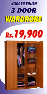 DAMRO Wardrobe for Rs. 19,900.00