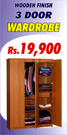 Damro Wardrobe For Rs 19 900 00 171 Synergyy