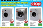 Damro Innovex Front Loading washing Machine for Rs. 69,900.00 Upwards