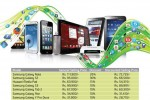 Etisalat up to 40% Discounts on Latest Smartphone, tabs, Dongle and routers till 31st October 2012