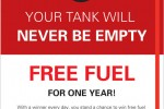 HSBC FREE Fuel Offer from 3rd October to 10th November 2012