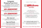 Keells Super Marata Opening Ceremony and Special Offer on 29th October 2012