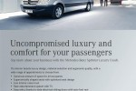 Mercedes –Benz Sprinter Luxury Coach for Rs. 12,000,000.00