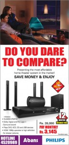 Philips Home Theater system for Rs. 39,990.00 in Srilanka