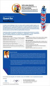 Quest for Excellence Workshops in Srilanka