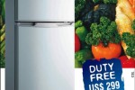 Refrigerator Price in Srilanka Duty Free Shop – USD 299 from Siedles