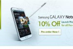 Samsung Galaxy Note 2 for Rs. 109,990.00 in Srilanka