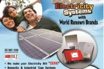 Solar Electricity Systems in Srilanka