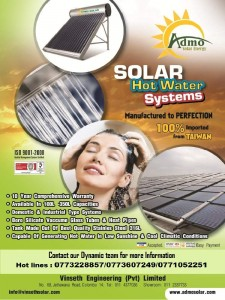 Solar Hot Water Systems in Srilanka