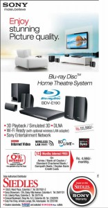 Sony Home Theatre System for Rs. 55,990.00 in Srilanka