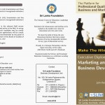 Executive Diploma in Marketing and Business Development 2013 -1