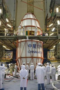 Srilanka's First Communication Satellite Supreme SAT I Launched today