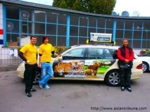 Srilanka Tourism Promotion in Germany