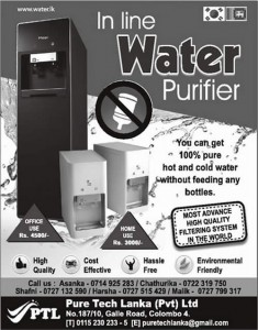 Water Purifier for Office and Home user