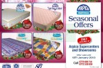 Arpico Mattress Season Offers – Dec 2012 to 10th Jan 2013.