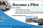 Become Pilot in Srilanka