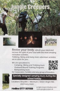 Camping, Hiking and Trekking Tours in Srilanka