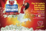 Cargills Food City Christmas Challenge Supermarket Game Show – December 2012