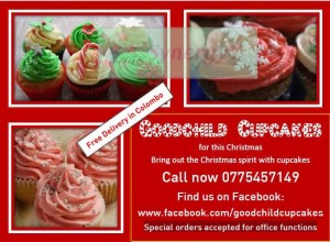 Cupcakes - Free Home Delivery in Colombo