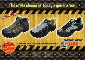 DSI Walkline Shoes – Rs. 2,499.90 onwards