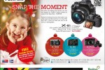 Fujifilm Camera Christmas seasonal Offer