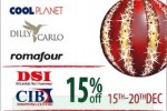 HNB Credit card offers for this Christmas Season – 1st to 31st December 2012