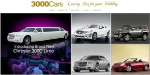 Luxury Cars for Wedding – 3000Cars
