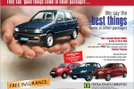 Maruti Suzuki Leasing Option – Central Finance Company PLC