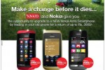 Nokia – Dialog Nokia Asha Smart phones on exchange offer in Srilanka