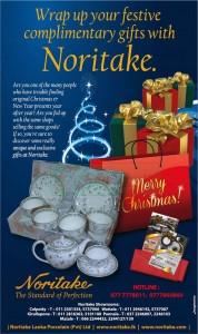 Noritake Christmas Gifts