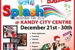 Splash Sales December fair 2012 at Kandy City Centre from 21st to 30th December 2012