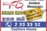 20% Discount for Senior Citizens at Akasa Kade