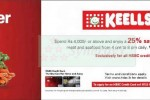 25% saving on Keells Supper for HSBC Credit Cards – till 15th January 2013