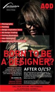 Academy of Design Colombo BA (Hons) Degree Programme in Srilanka