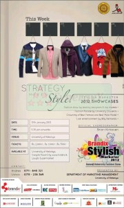 Brandix Stylish Marketer 2012 Showcase – 10th January 2013