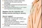 British Council English Courses – January 2013
