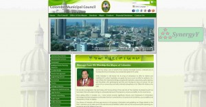 Colombo Municipal Council is in Online – www.cmc.lk