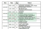 Institute of Bankers of Sri Lanka Examination March 2013 time Table