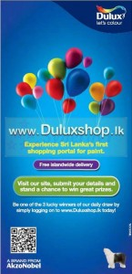 Dulux Online Shopping in Srilanka
