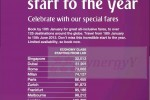 Emirates Special price for Booking till 10th January 2013