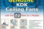 KDK Ceiling Fans in Srilanka – Rs. 5,840 onwards