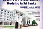 MBBS (Srilanka) by SAITM
