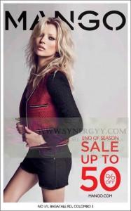 Mango Sale Upto 50% - January 2013