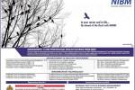 NIBM New Course intakes January 2013